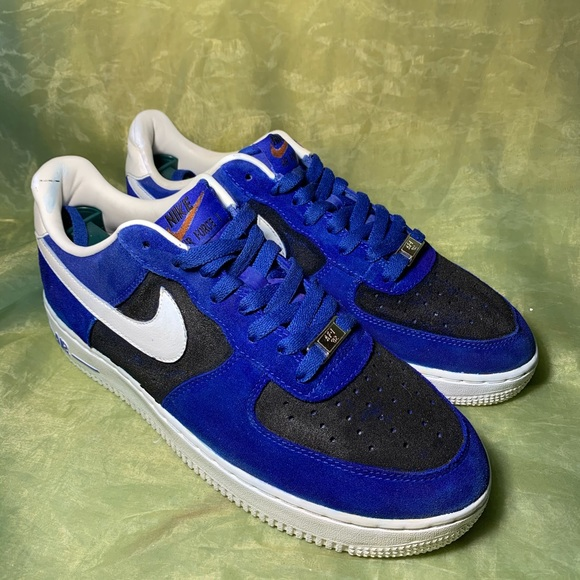 Nike Shoes Custom Air Force 1 Blazer Pack Suede Poshmark